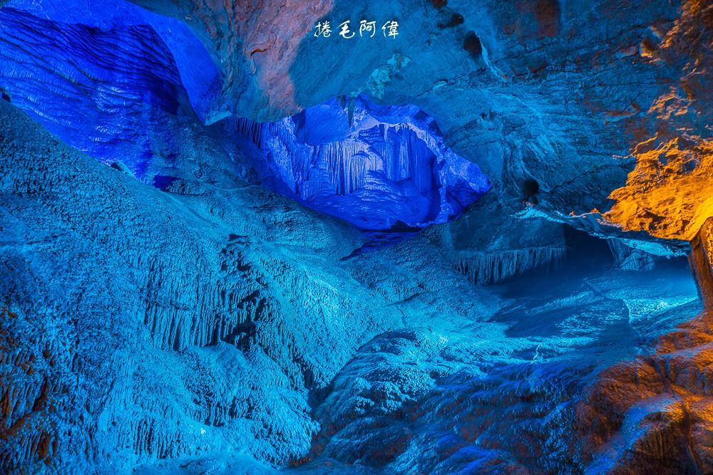 武隆景點,芙蓉洞,重慶旅遊,世界三大洞穴