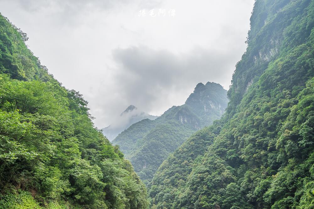 南川景點,重慶旅遊,神龍峽,神龍峽風景區