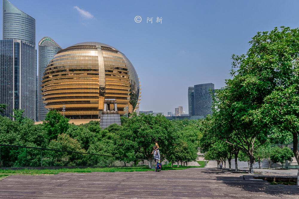 杭州錢江新城-11
