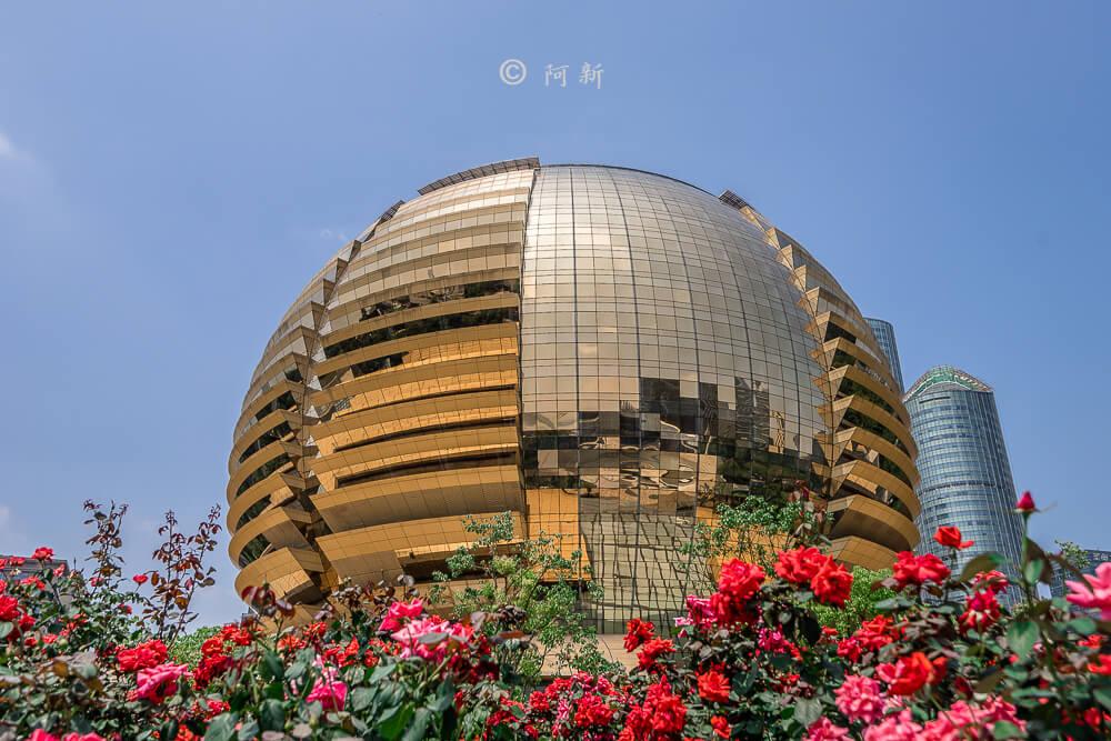 杭州錢江新城-13