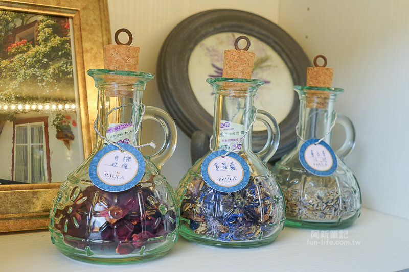 DSC06541 - 熱血採訪|寶菈的秘密歐風茶館Paula Secret|台中新開飲料店來啦!歐風茶館賣著英式花茶,迷人的英式古典,好拍好喝,還有隱藏版祕密花園!