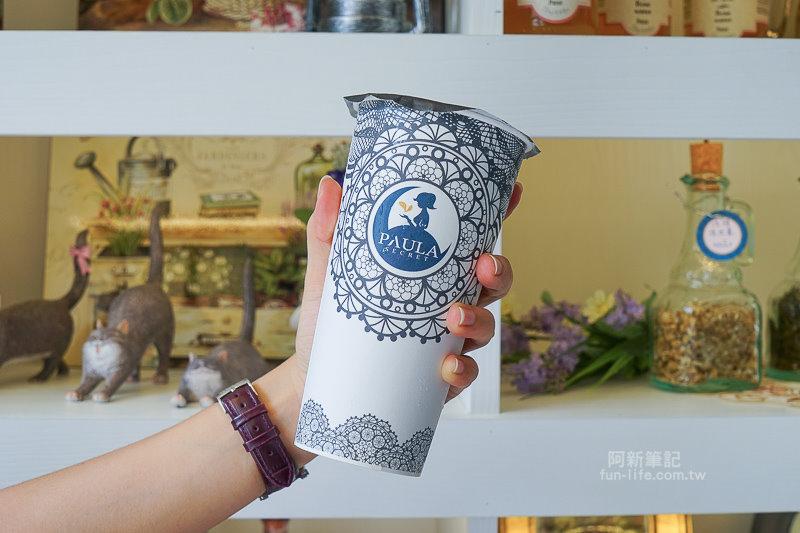 DSC06606 - 熱血採訪|寶菈的秘密歐風茶館Paula Secret|台中新開飲料店來啦!歐風茶館賣著英式花茶,迷人的英式古典,好拍好喝,還有隱藏版祕密花園!