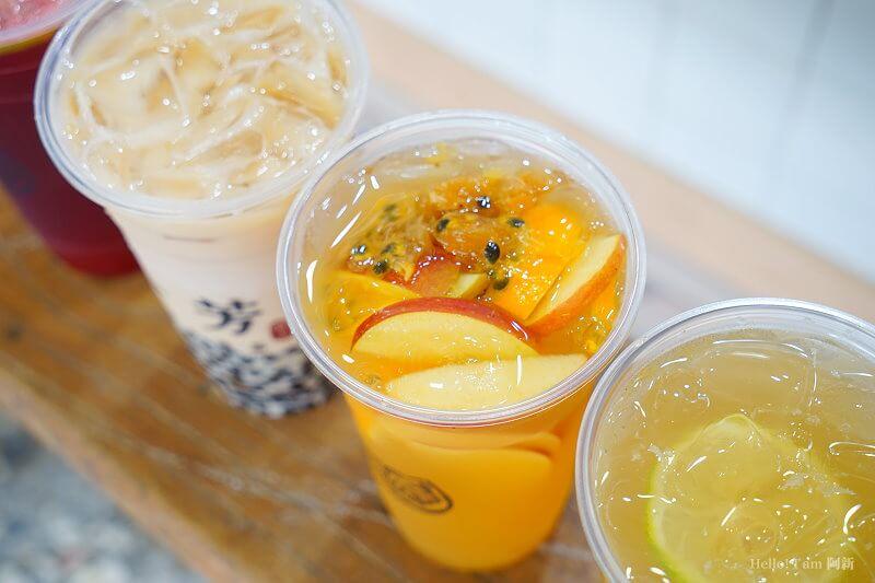 一芳水果茶-32