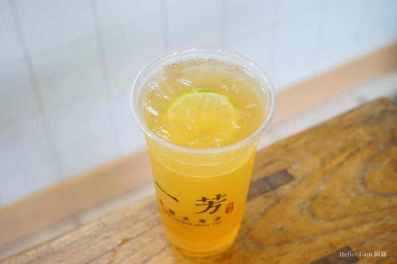 一芳水果茶-30