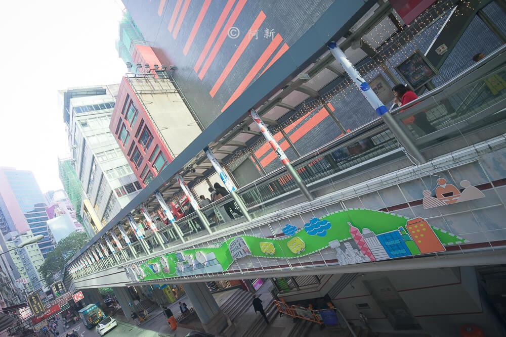 香港中環半山手扶梯,中環半山手扶梯,半山手扶梯,香港中環-05