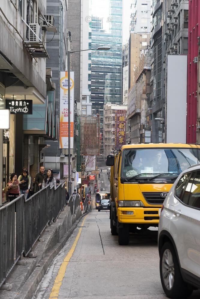 香港中環砵典乍街,中環石板路,石板路,砵典乍街,中環景點,香港-02