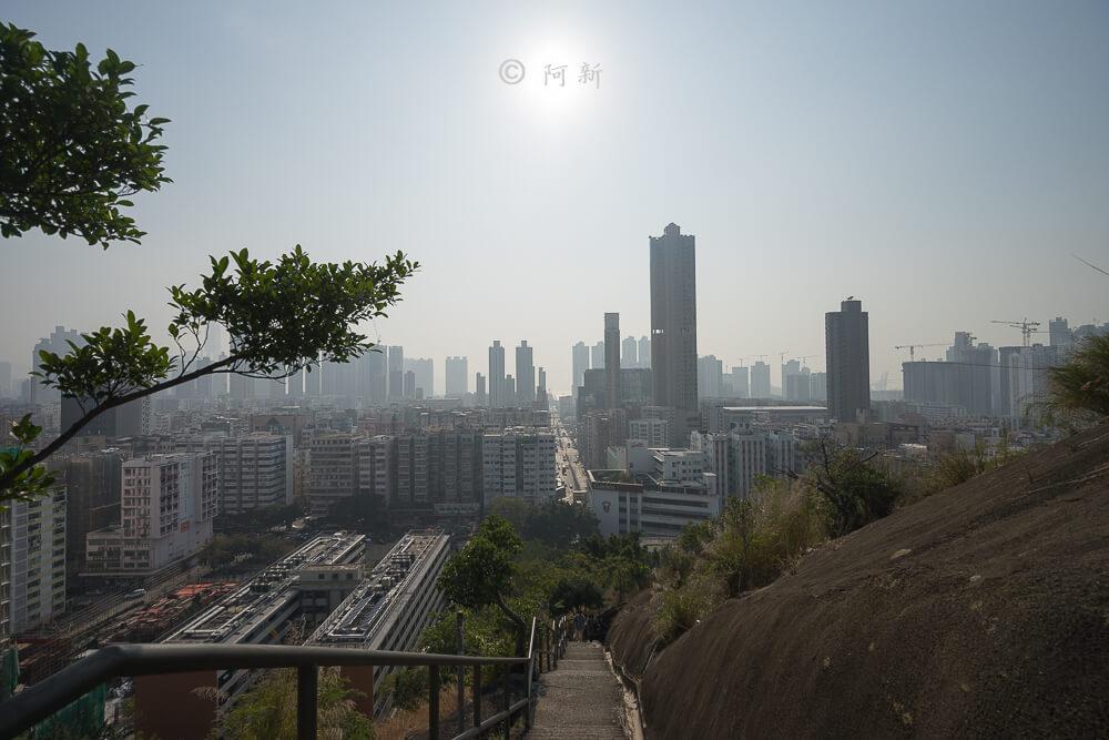 香港嘉頓山晨運徑,嘉頓山晨運徑,深水埗嘉頓山晨運徑,香港旅遊-11