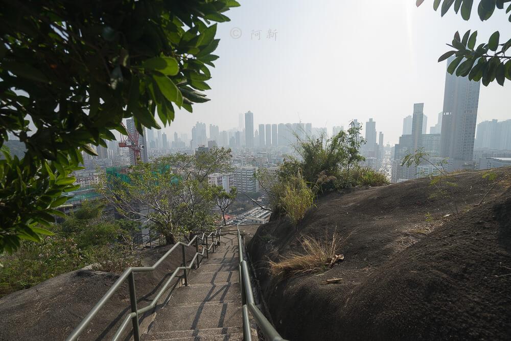 香港嘉頓山晨運徑,嘉頓山晨運徑,深水埗嘉頓山晨運徑,香港旅遊-14