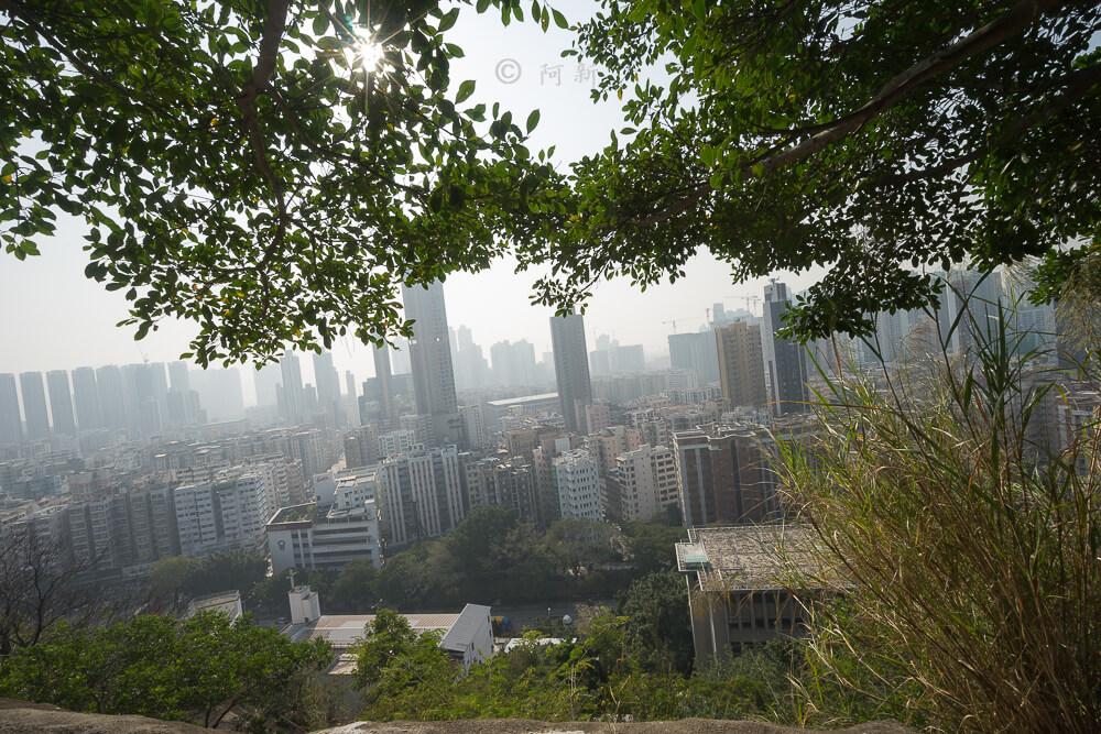 香港嘉頓山晨運徑,嘉頓山晨運徑,深水埗嘉頓山晨運徑,香港旅遊-16
