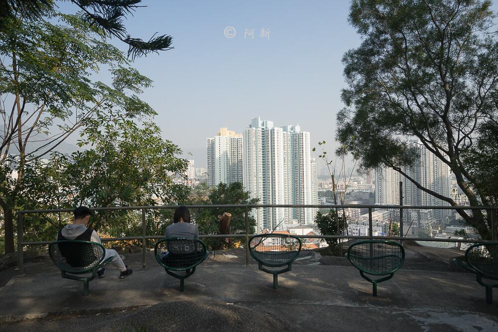 香港嘉頓山晨運徑,嘉頓山晨運徑,深水埗嘉頓山晨運徑,香港旅遊-20