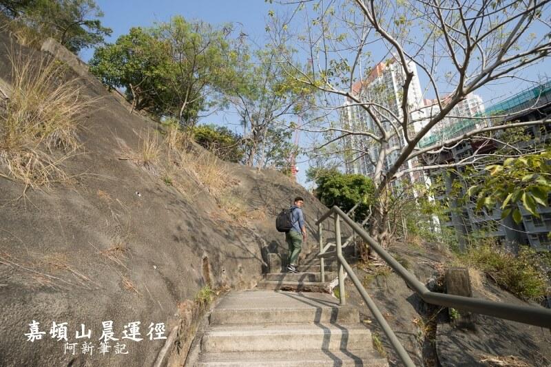 香港嘉頓山晨運徑,嘉頓山晨運徑,深水埗嘉頓山晨運徑,香港旅遊-01