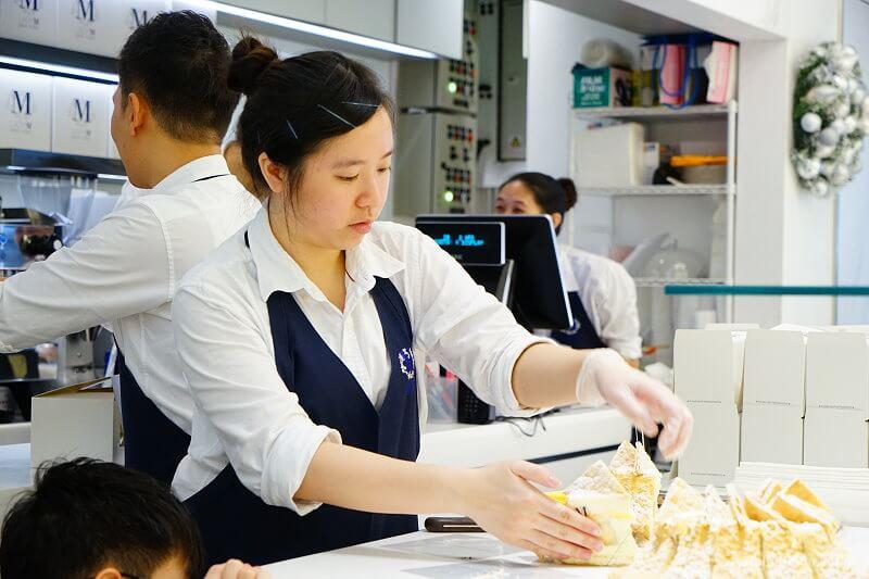 香港lady m-8