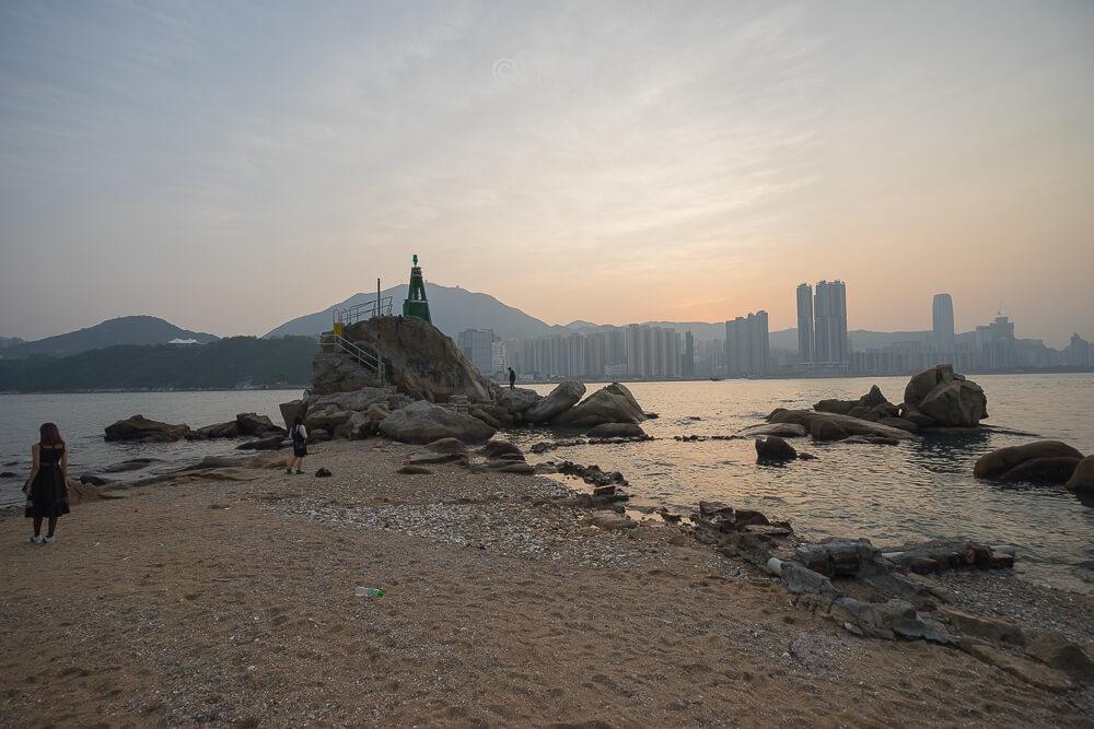 香港鯉魚門三家村,鯉魚門三家村,鯉魚門,三家村,石礦山,香港鯉魚門,香港九龍景點,香港-08