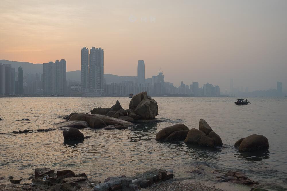 香港鯉魚門三家村,鯉魚門三家村,鯉魚門,三家村,石礦山,香港鯉魚門,香港九龍景點,香港-09