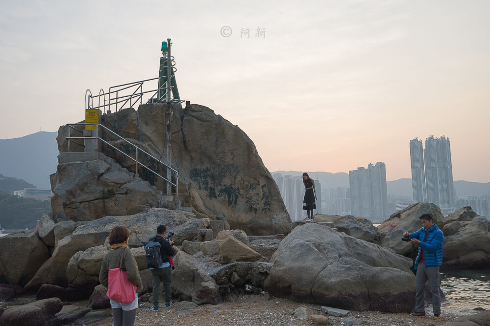 香港鯉魚門三家村,鯉魚門三家村,鯉魚門,三家村,石礦山,香港鯉魚門,香港九龍景點,香港-10