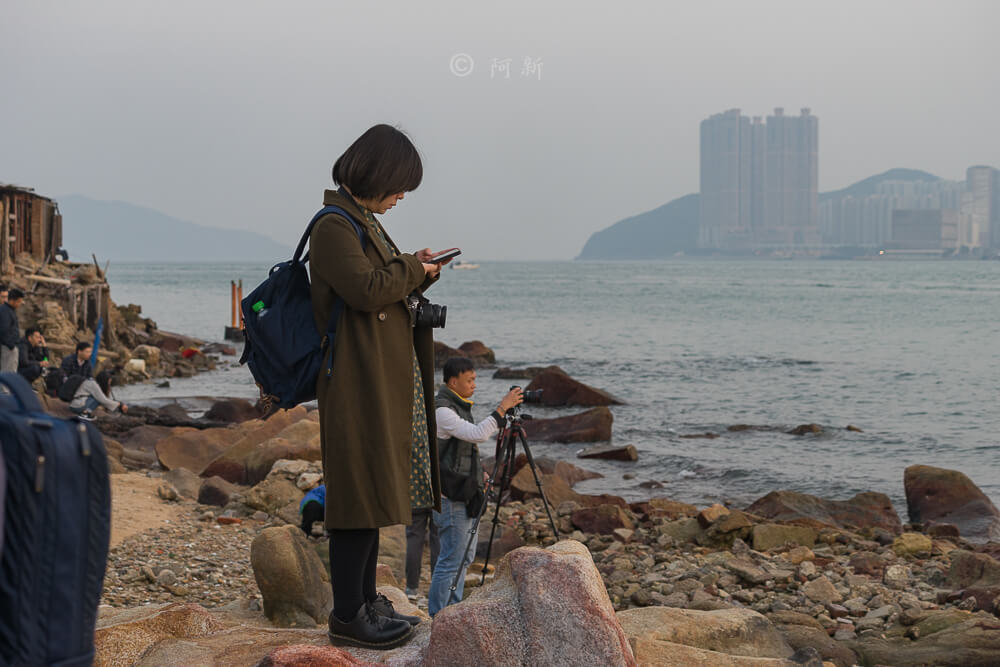 香港鯉魚門三家村,鯉魚門三家村,鯉魚門,三家村,石礦山,香港鯉魚門,香港九龍景點,香港-17