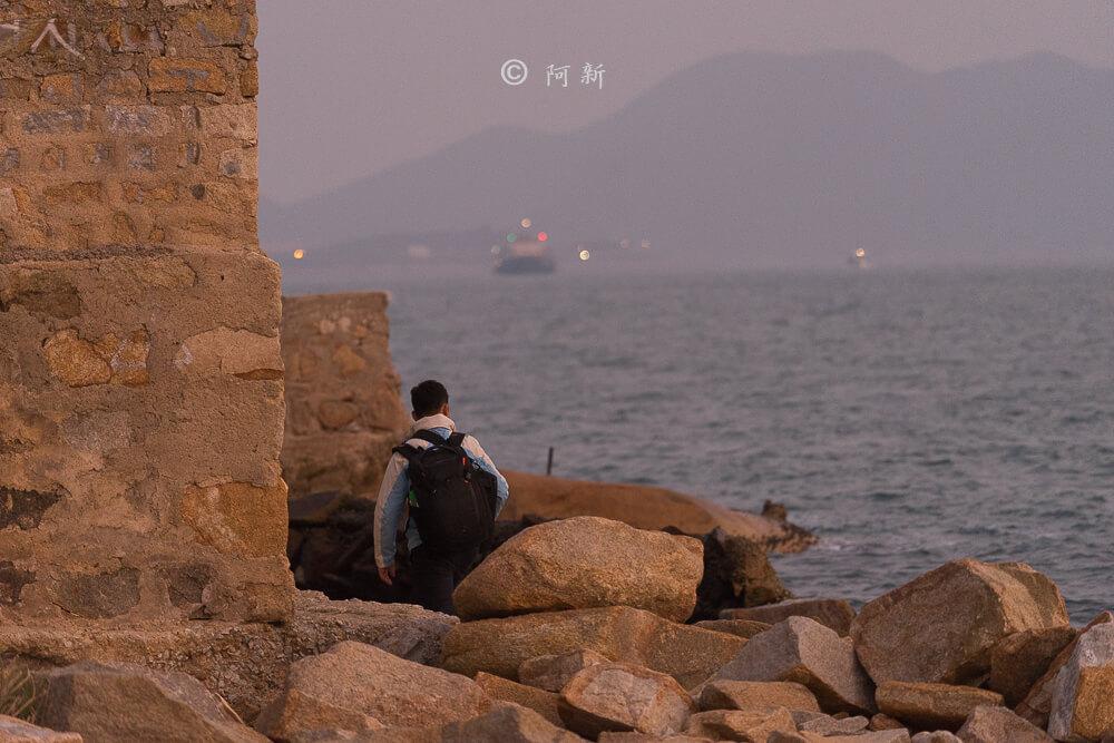 香港鯉魚門三家村,鯉魚門三家村,鯉魚門,三家村,石礦山,香港鯉魚門,香港九龍景點,香港-26