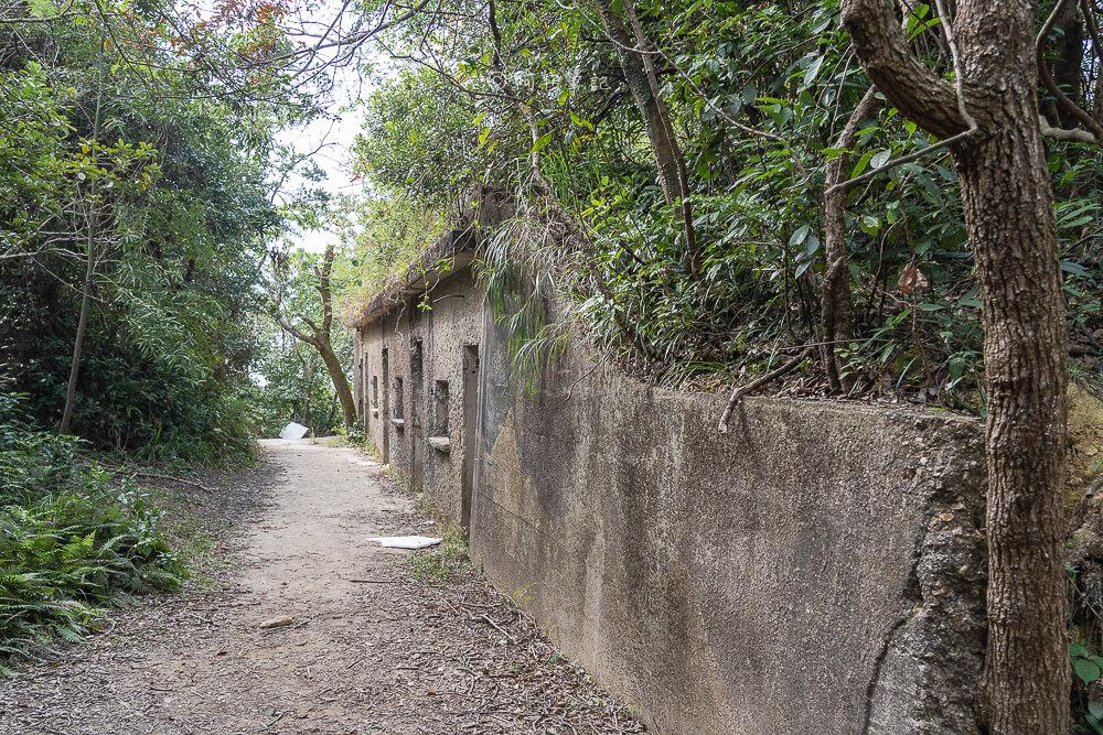 摩星嶺砲台又稱摩星嶺要塞