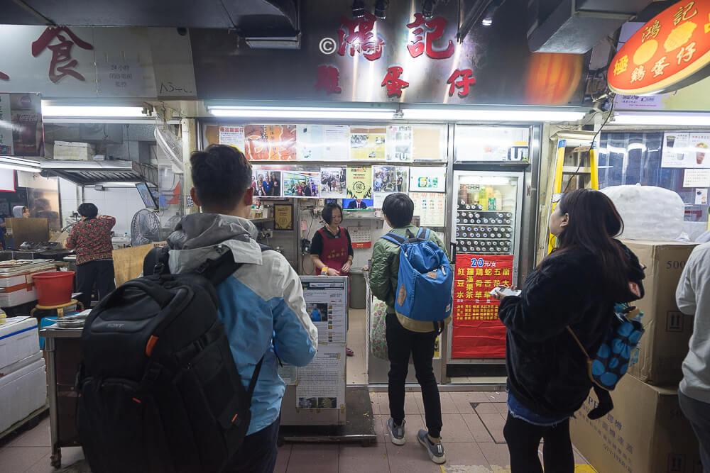 香港西灣河太安樓夜市-20