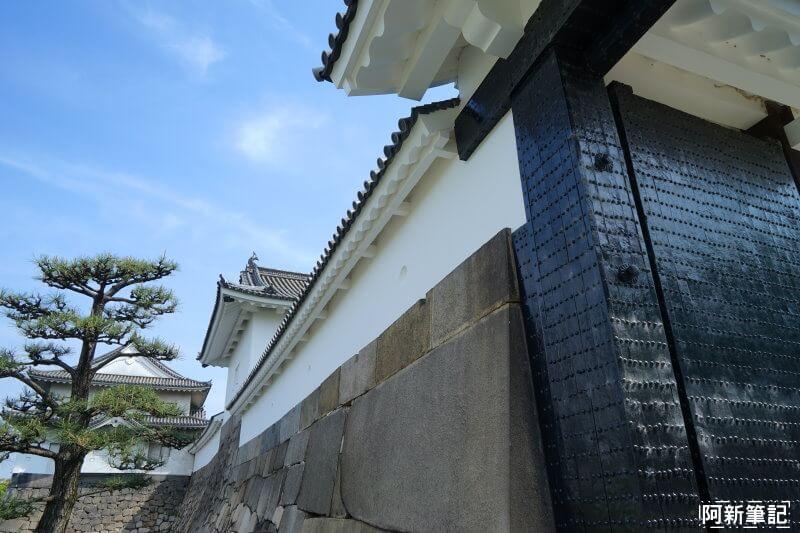 大阪城天守閣-16