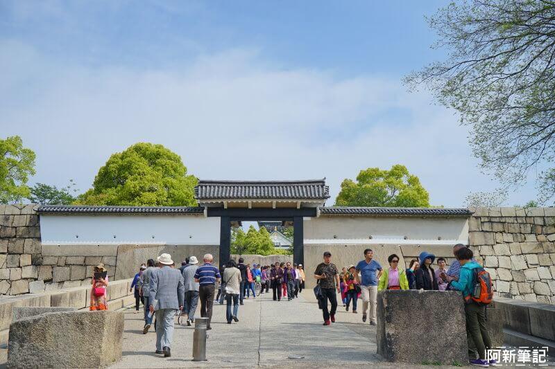 大阪城天守閣-30