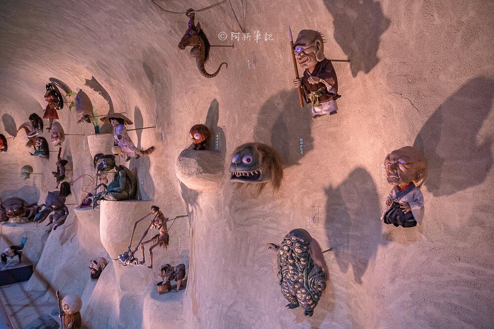水木茂紀念館,鬼太郎館,鳥取鬼太郎館,境港鬼太郎,鳥取旅遊,鳥取景點,鳥取自由行,日本旅遊,日本自由行