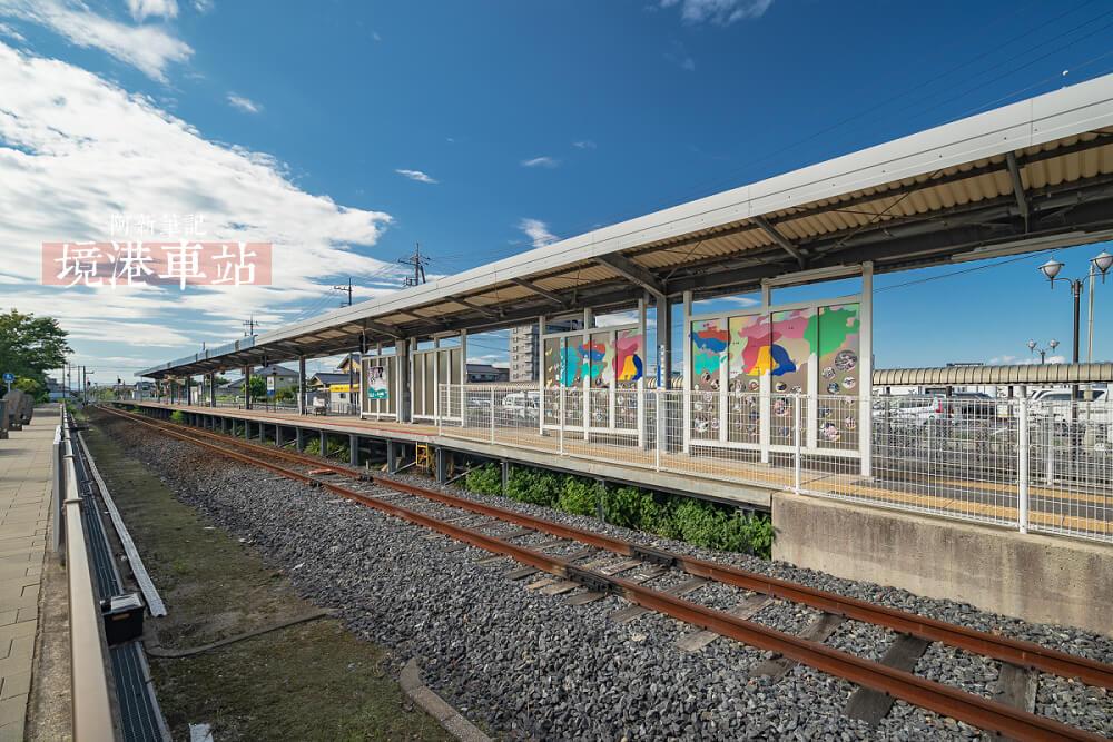 境港車站 |日本鬼太郎車站去過沒?搭鬼太郎列車出遊囉!