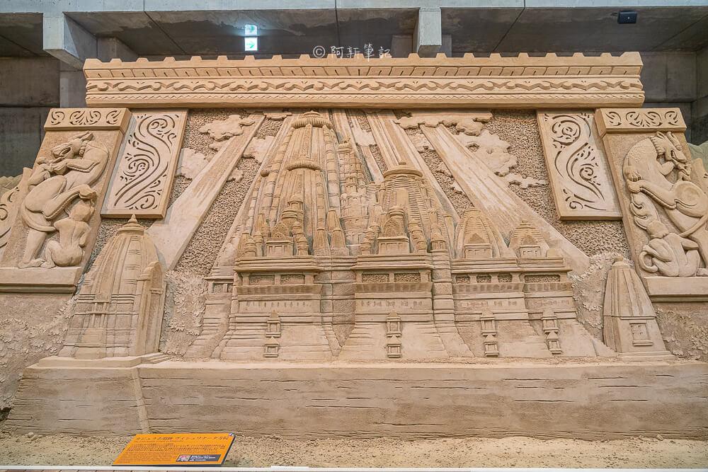 砂之美術館,砂之美術館休館,砂之美術館入場費,砂の美術館,鳥取砂之美術館,鳥取沙雕,鳥取砂丘季節,鳥取旅遊,鳥取景點,鳥取自由行,日本旅遊,日本自由行