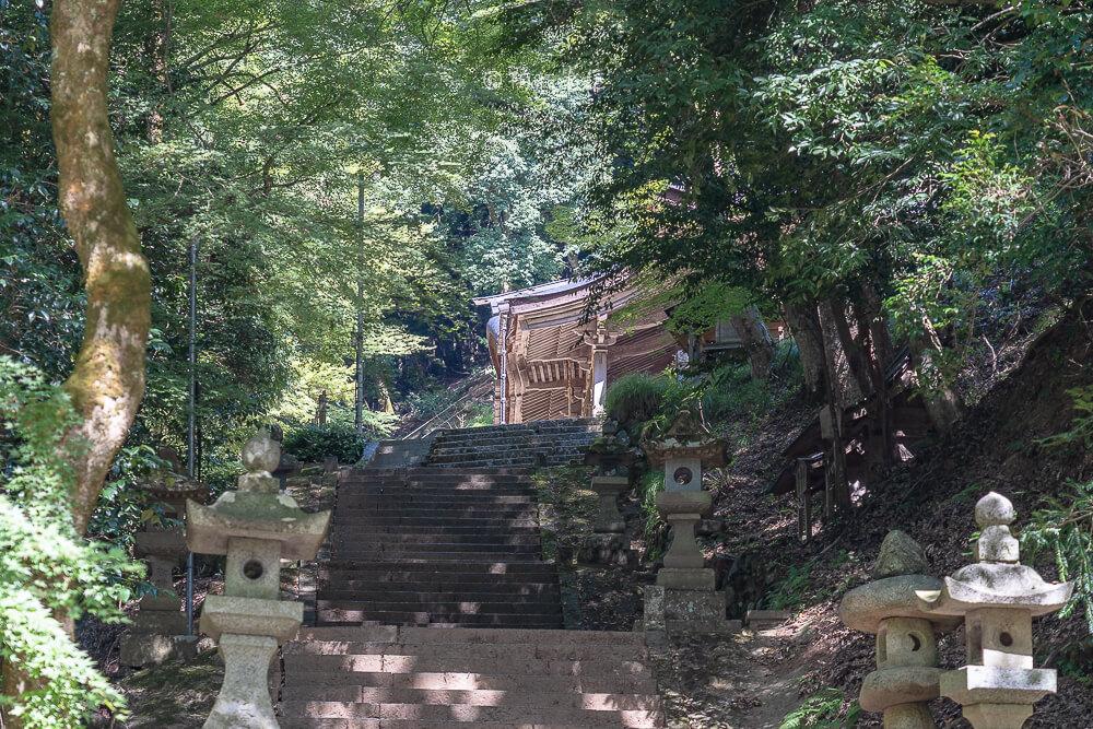 諏訪大社,智頭町諏訪神社,智頭町景點,鳥取旅遊,鳥取景點,鳥取自由行,日本旅遊,日本自由行