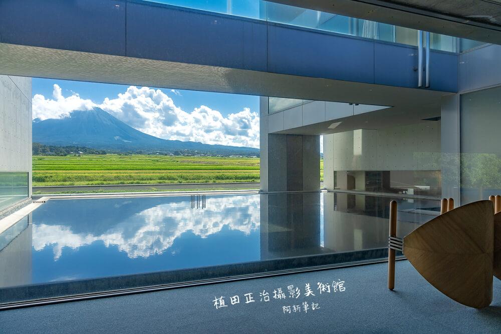 植田正治攝影美術館 |鳥取旅遊必訪,文青IG打卡風潮,收藏世界級攝影師12000張作品~