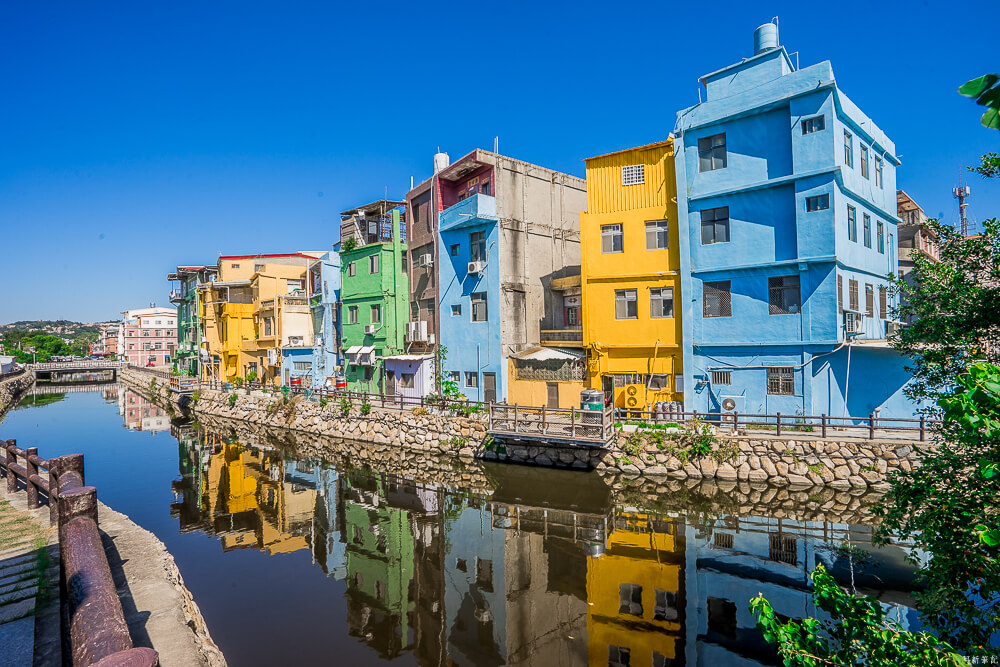 金門小威尼斯,小威尼斯,金門旅遊景點,金門IG拍照地點,金門私房景點