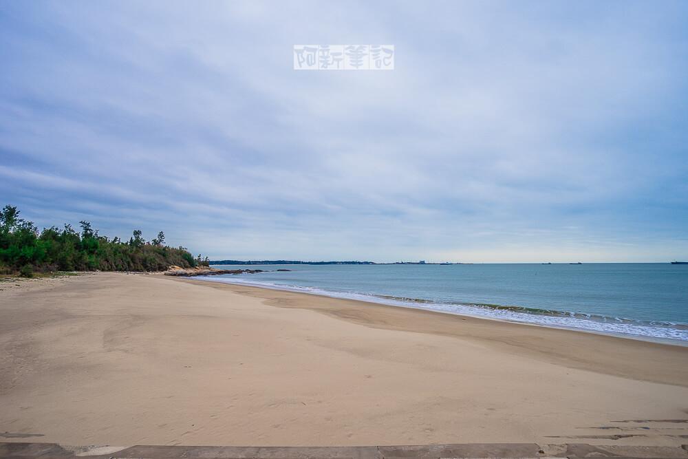 金門景點,金門旅遊,金門自由行,新湖漁港消波塊秘境,新湖漁港