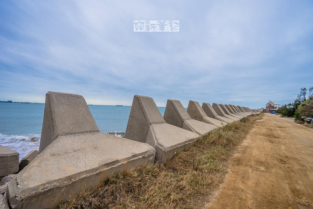 新湖漁港消波塊秘境-04