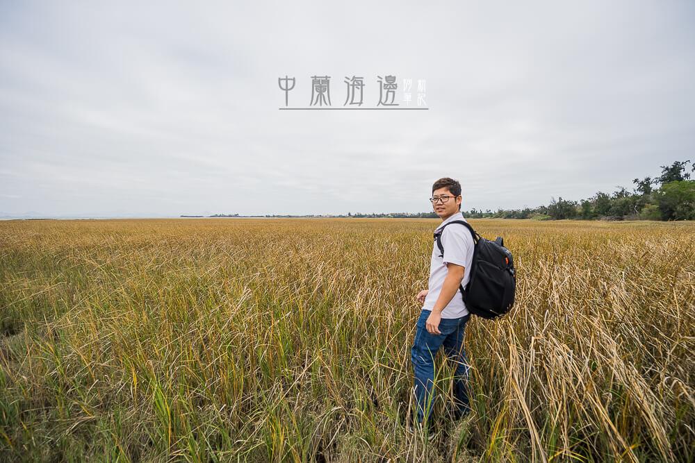 中蘭海邊 |金門私房景點,走進遠離城市的小聚落,感受另一片草原天空。