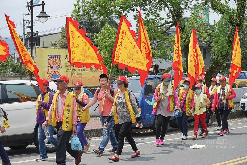 南投埔里媽祖文化節-08