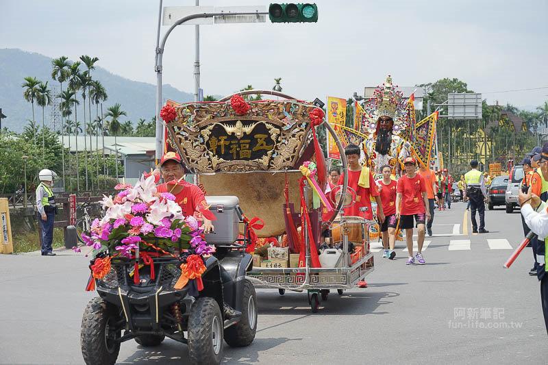 南投埔里媽祖文化節-11