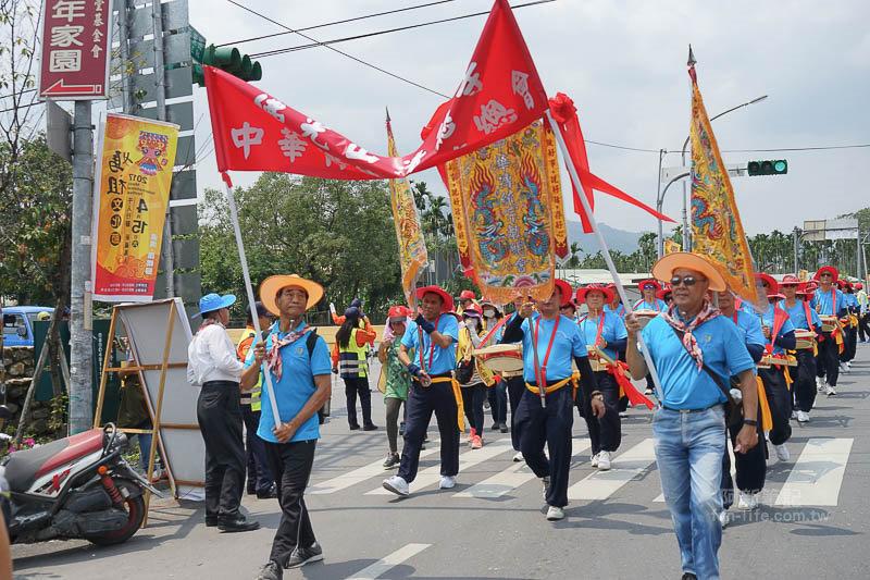 南投埔里媽祖文化節-13