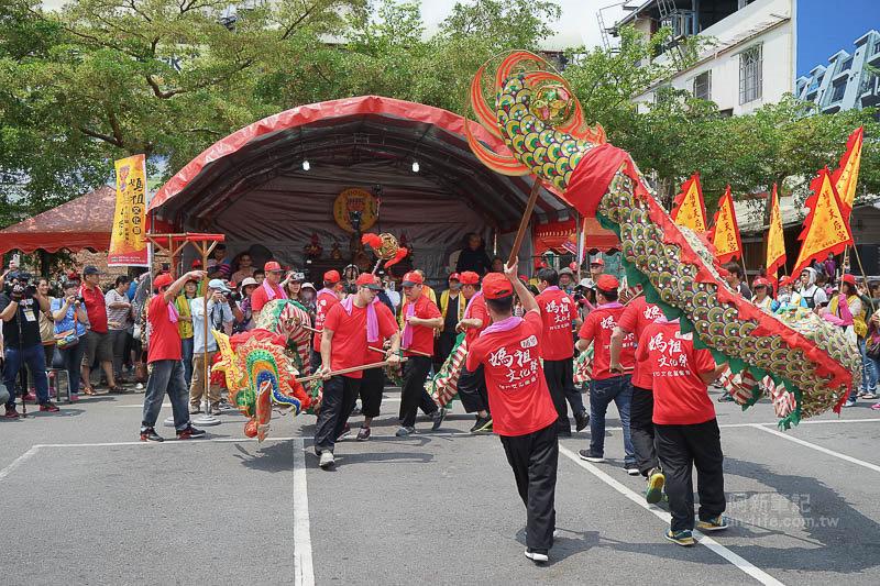 南投埔里媽祖文化節-15