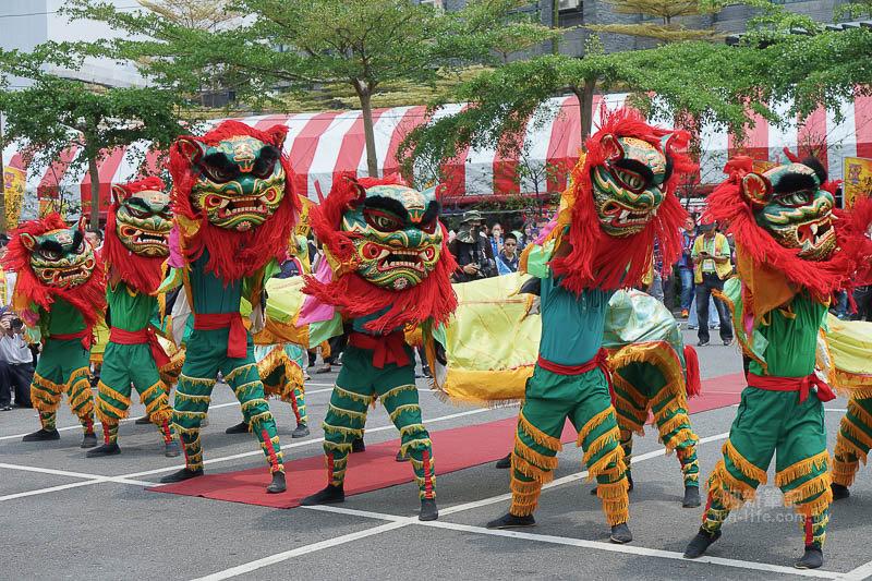 南投埔里媽祖文化節-16