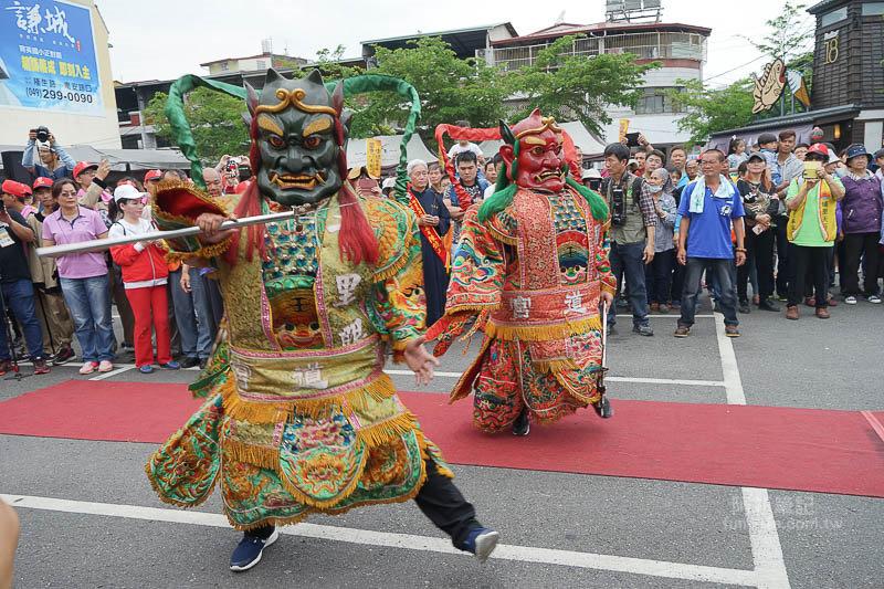 南投埔里媽祖文化節-23