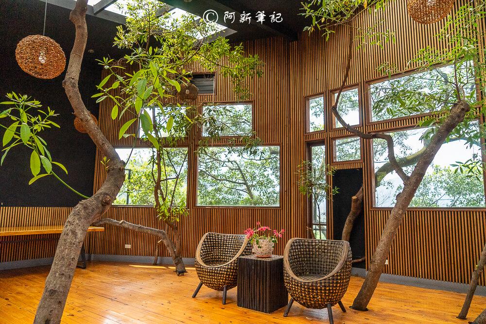 牛耳藝術渡假村,雕之森樹屋餐廳