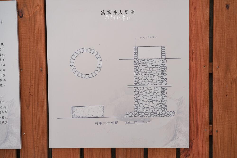 萬軍井,澎湖景點