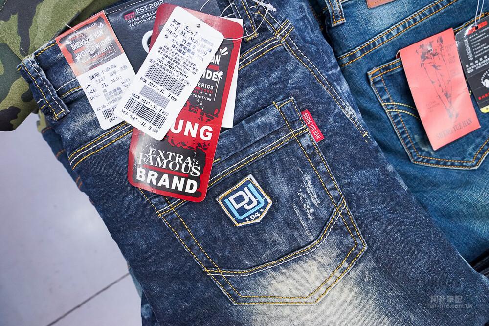 台中大里萬件牛仔褲特賣會-11