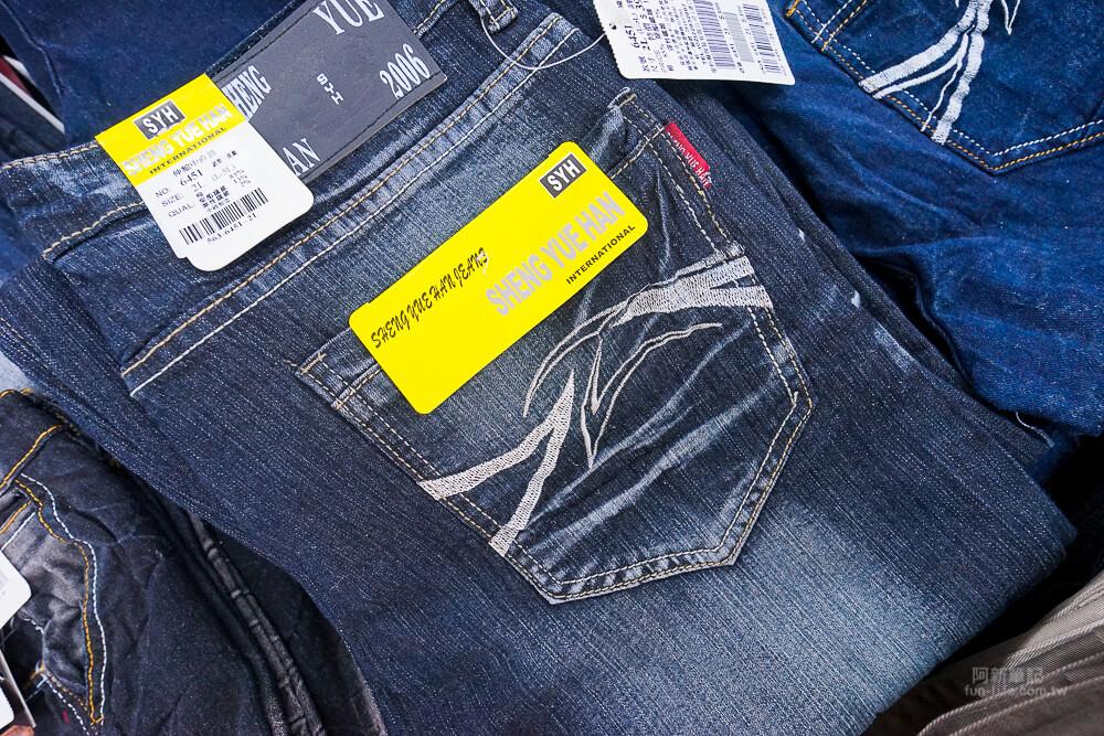 台中大里萬件牛仔褲特賣會-12