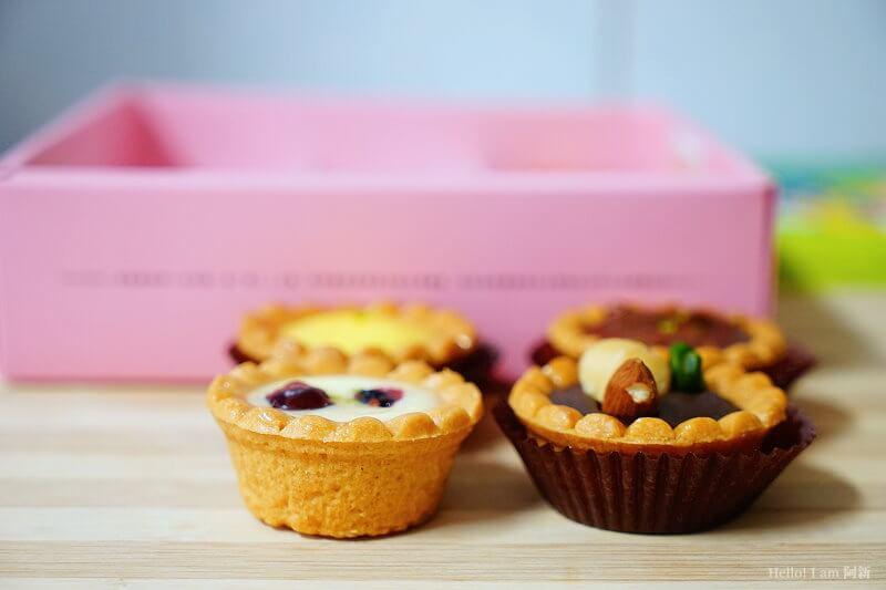 DSC01135 - 熱血採訪│卷卷蛋糕,宅配美食來囉!直擊卷卷蛋糕製作外,更有戚風蛋糕、Kinfolk綜合塔禮盒、艾黛許珍寶禮盒及季節限定:草莓塔~~