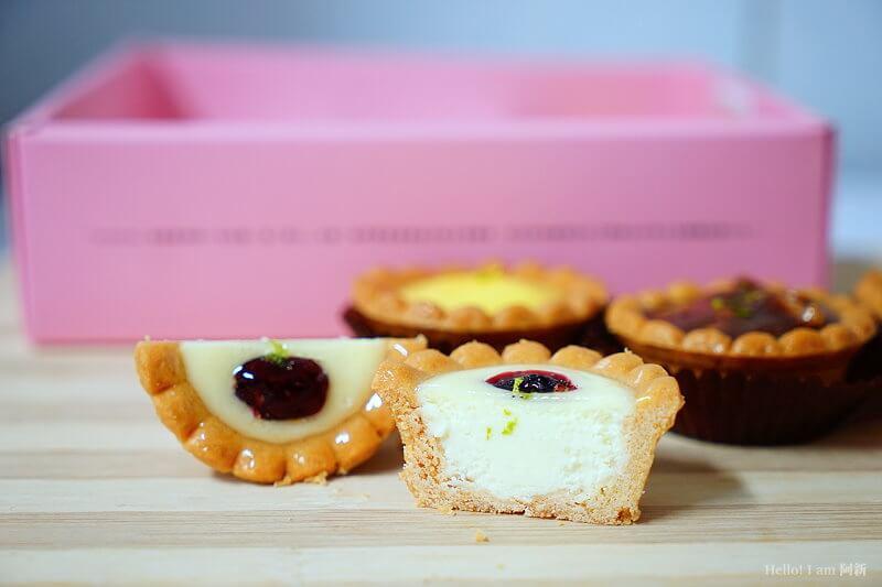 DSC01139 - 熱血採訪│卷卷蛋糕,宅配美食來囉!直擊卷卷蛋糕製作外,更有戚風蛋糕、Kinfolk綜合塔禮盒、艾黛許珍寶禮盒及季節限定:草莓塔~~