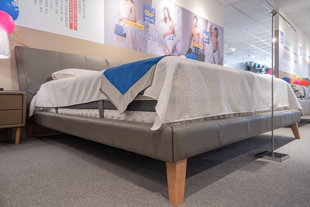 DSC04889 - 熱血採訪 限時11天,睡眠王國台中旗艦店改裝新開幕!二樓還有春天家居