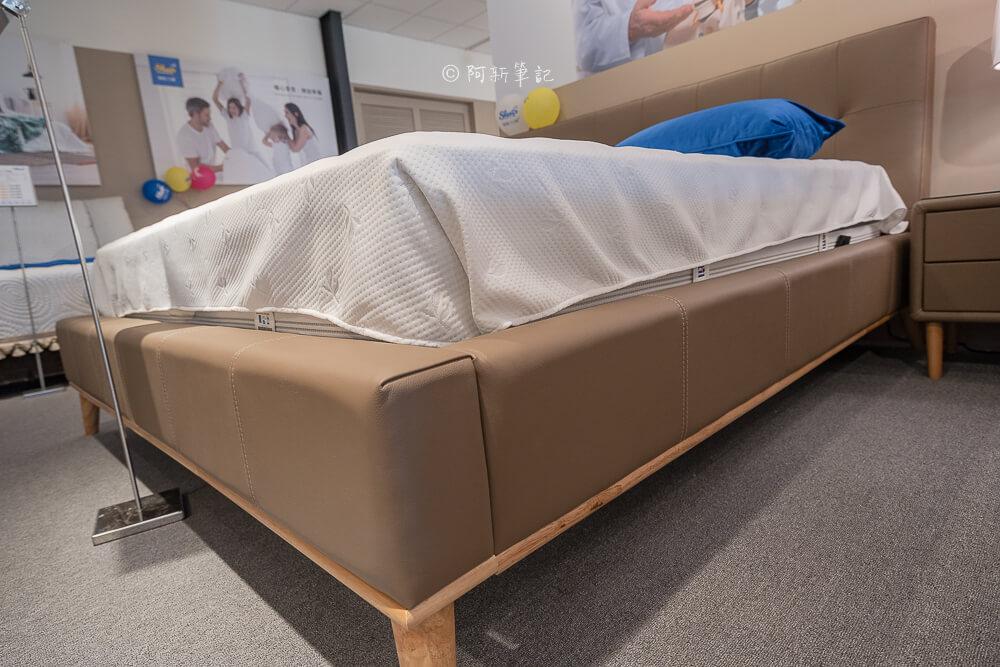 DSC04891 - 熱血採訪 限時11天,睡眠王國台中旗艦店改裝新開幕!二樓還有春天家居
