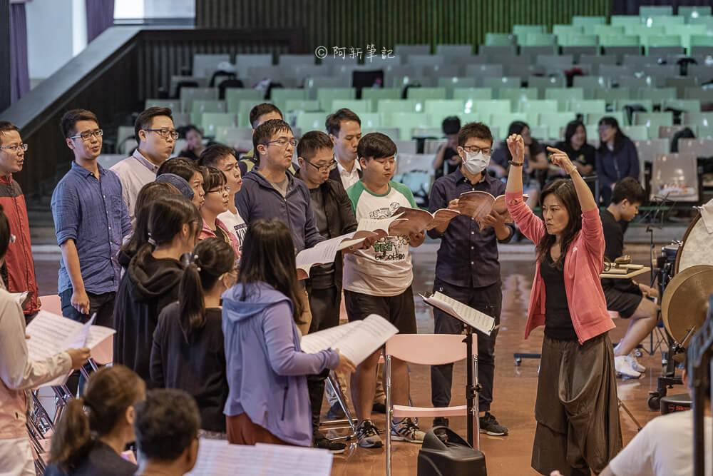 台灣青年管樂團,鐵道花開