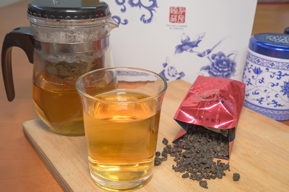 鹿谷芯茶濃凍頂烏龍茶專賣店-12